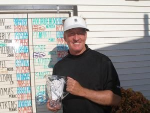 Eastern Shore Golf Magazine tourney winner