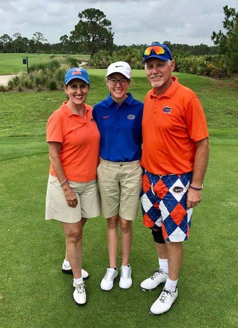 Adams golf sponsored female players dating