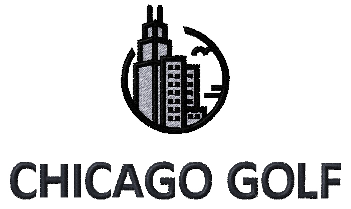 Chicago Golf Logo